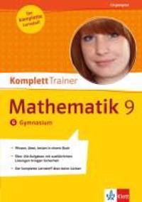 KomplettTrainer Mathematik 9. Schuljahr Gymnasium