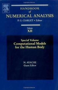 Computational Models for the Human Body: Special Volume