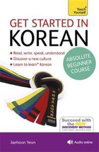 Get Started in Korean Absolute Beginner Course