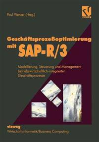 Geschaftsprozessoptimierung Mit Sap-R/3