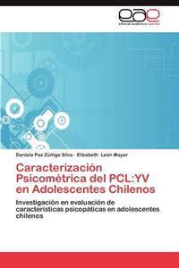 Caracterizacion Psicometrica del Pcl