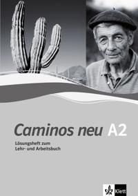 Caminos neu A2. Lösungsheft