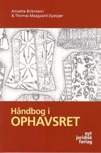 Håndbog i ophavsret