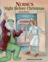 Nurse's Night Before Christmas