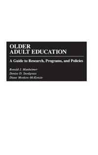 Older Adult Education
