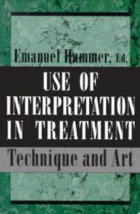 Use of Interpretation in Treatment