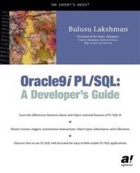 Oracle9 i i /iPL/SQL: A Developer's Guide