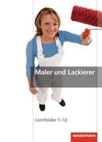 Maler und Lackierer Gesamtband. Schülerband
