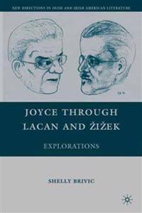 Joyce through Lacan and Zizek