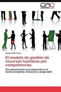 El Modelo de Gestion de Recursos Humanos Por Competencias