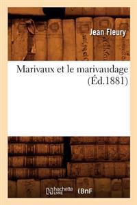 Marivaux Et Le Marivaudage (�d.1881)