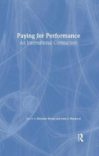 Paying for Performance