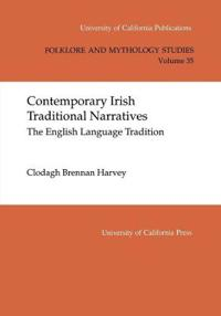 Contemporary Irish Traditional Narrative
