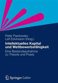 Intellektuelles Kapital Und Wettbewerbsfahigkeit