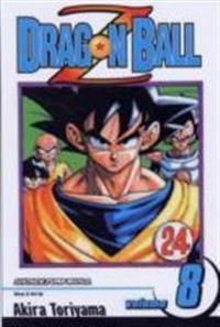 Dragon Ball Z, Vol. 8