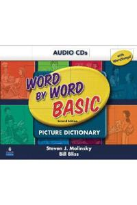 Word by Word Basic + Wordsongs Music Cd Student Book Audio Cd's
