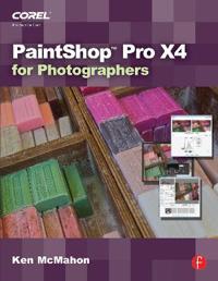 PaintShop Pro X4 for Photographers