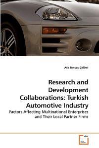 Research and Development Collaborations