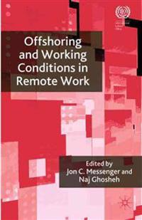 Offshoring and Working Conditions in Remote Work