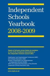 Independent Schools Yearbook 2008-2009