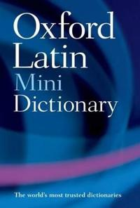 Oxford Latin Mini Dictionary