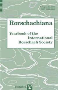 Rorschachiana XXVIII