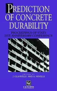 Prediction of Concrete Durability
