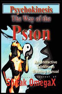 Psychokinesis the Way of the Psion
