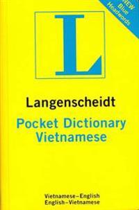 Langenscheidt Pocket Dictionary Vietnamese