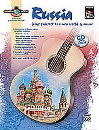 Guitar Atlas Russia: Your Passport to a New World of Music, Book & CD