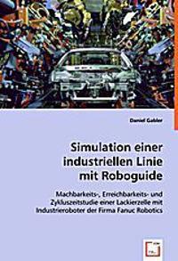 Simulation einer industriellen Linie mit Roboguide