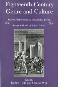 Eighteenth-Century Genre and Culture