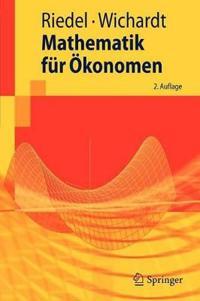 Mathematik Fur Okonomen