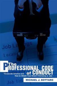 "The Professional Code of Conduct:""corpor"