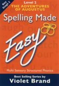 Spelling made easy - the adventures of augustus
