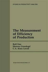 The Measurements of Efficiency of Production