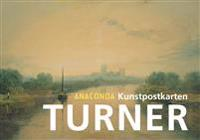 Kunstpostkartenbuch William Turner