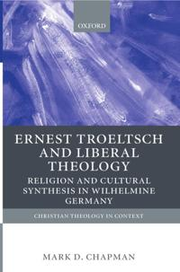 Ernst Troeltsch and Liberal Theology