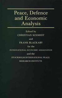 Peace, Defence and Economic Analysis