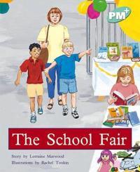 The The School Fair PM PLUS Level 18 Turquoise