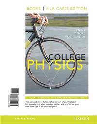 College Physics, Books a la Carte Edition