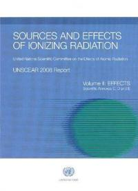 Sources and Effects of Ionizing Radiation