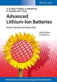 Advanced Lithium-Ion Batteries