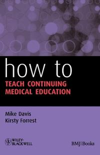 How to Teach Continuing Medical