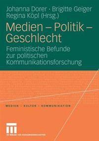 Medien - Politik - Geschlecht