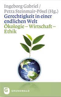 Gerechtigkeit in Einer Endlichen Welt: Okologie - Wirtschaft - Ethik