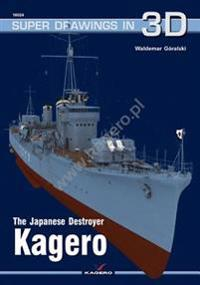 The Japanese Destroyer Kagero