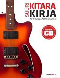 Suuri kitarakirja (+cd)
