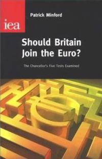 Should Britain Join the Euro
