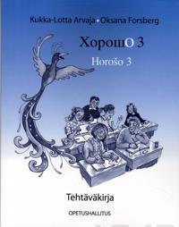 Horoso 3 - tehtäväkirja